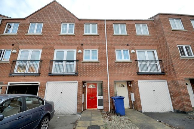 Thumbnail Town house to rent in Grants Yard, Burton-On-Trent