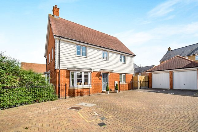 Thumbnail Detached house for sale in Iris Drive, Sittingbourne