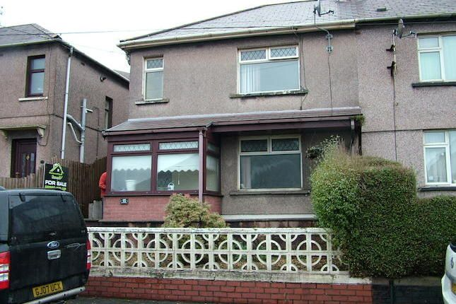 Thumbnail Semi-detached house to rent in Penderyn Avenue, Porttalboy, Margam