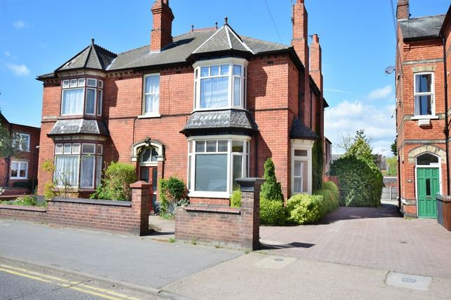 Thumbnail Semi-detached house for sale in St. Catherines, Lincoln