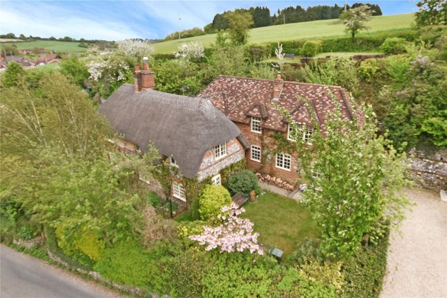 Thumbnail Detached house for sale in Brewhouse Hill, Froxfield, Marlborough, Wiltshire