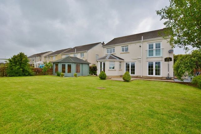 Thumbnail Detached house for sale in Asby Road, Asby, Workington