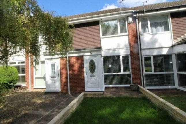 Thumbnail Terraced house to rent in Chichester Close, Kingston Park, Newcastle Upon Tyne, Tyne And Wear