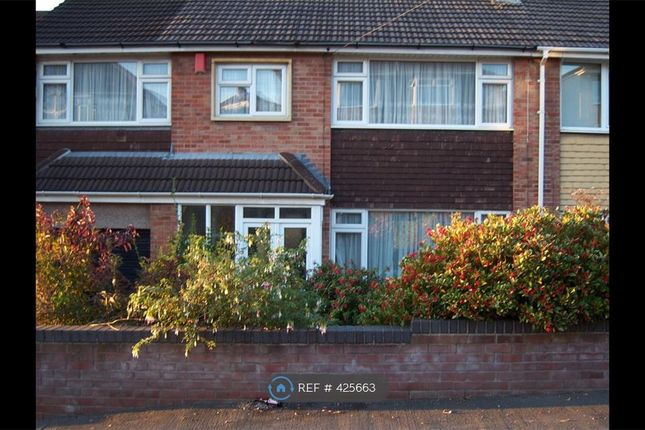 Thumbnail Semi-detached house to rent in Wingfield Rd, Bristol