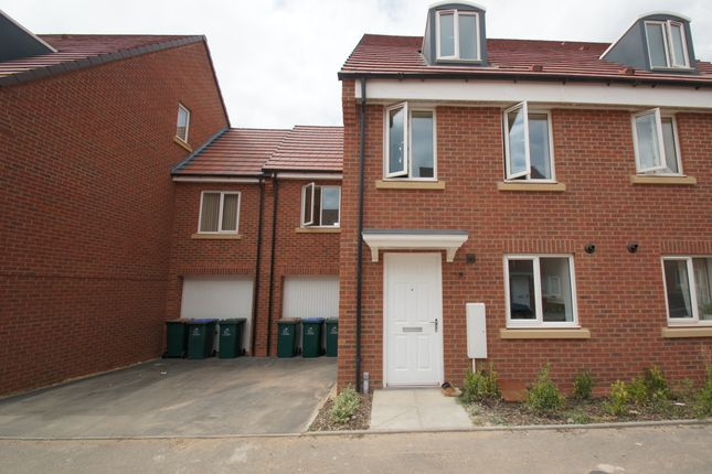 Thumbnail Semi-detached house to rent in New Stoke Village, Coventry