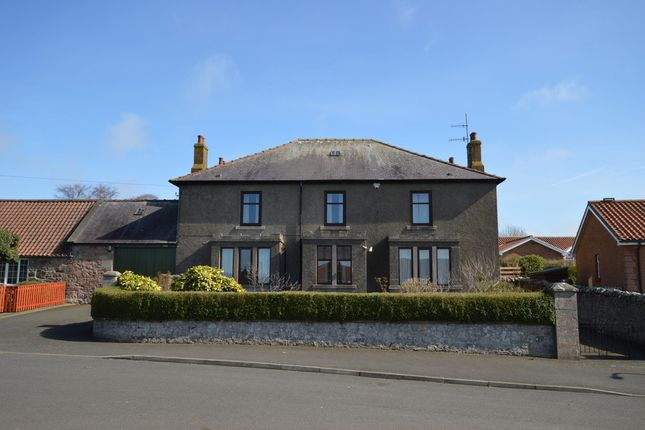 Thumbnail Detached house for sale in East Ord, Berwick Upon Tweed, Northumberland