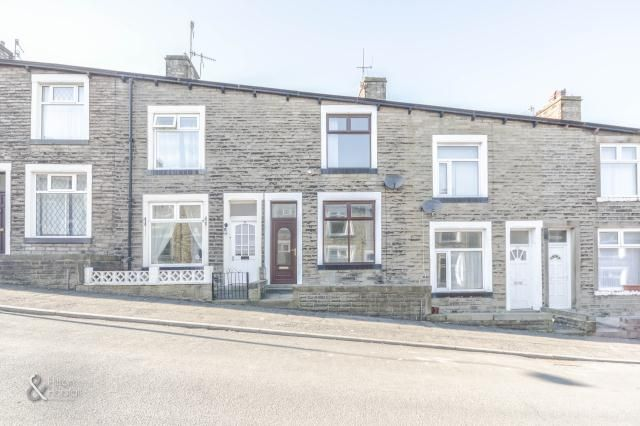 Thumbnail Terraced house to rent in Pilgrim Street, Nelson, Lancashire