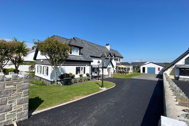 Thumbnail Detached house for sale in Ravenspoint Road, Trearddur Bay, Holyhead