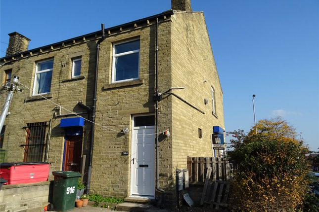 Thumbnail Flat to rent in Huddersfield Road, Wyke, Bradford, West Yorkshire