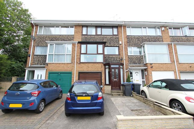 Thumbnail Town house for sale in Littlewood Drive, Sheffield
