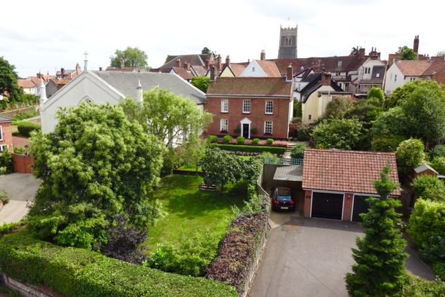 Thumbnail Town house for sale in Chapel Street, Woodbridge