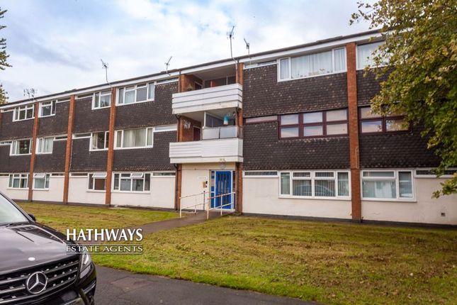 Thumbnail Flat for sale in Longbridge Estate, Ponthir, Newport
