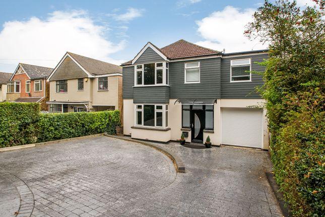 Thumbnail Detached house for sale in Havant Road, Farlington, Portsmouth