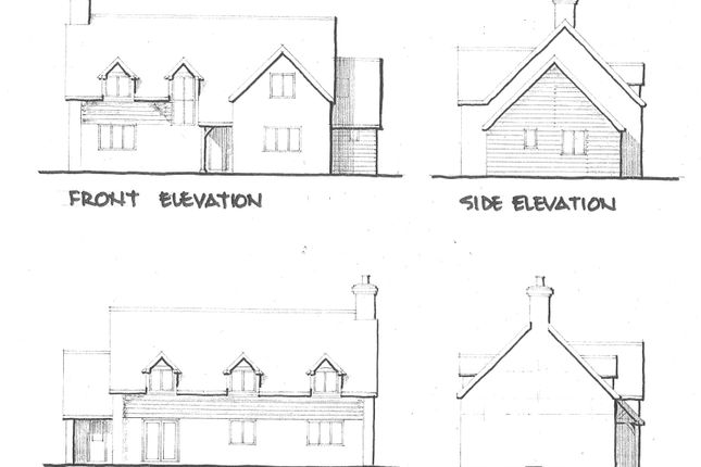 Thumbnail Detached house for sale in Llanwnog, Caersws, Powys