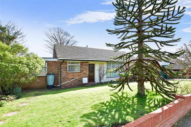 Thumbnail Bungalow for sale in The Freedown, St Margarets-At-Cliffe, Dover, Kent