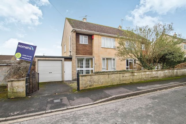 Thumbnail Semi-detached house to rent in Chedworth Close, Claverton Down, Bath