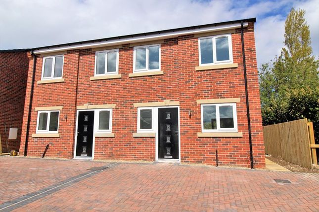 Thumbnail Semi-detached house for sale in Woodland Mews, Barnsley