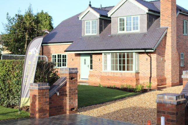 Thumbnail Detached house for sale in Pinfold Lane, Tarporley, Cheshire East