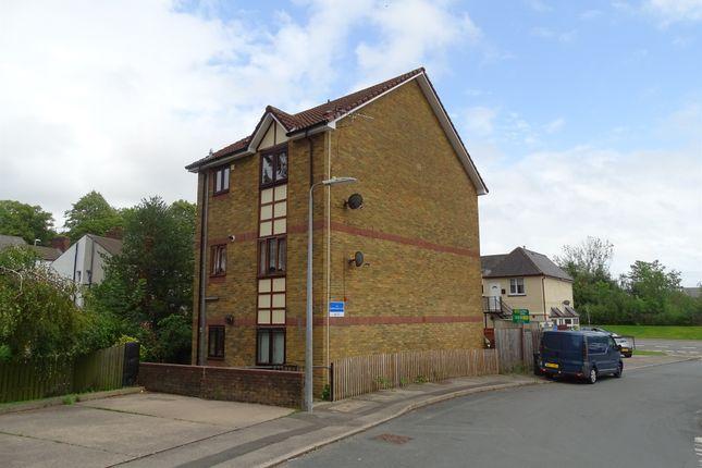 Flat for sale in Aubrey Hames Close, Newport