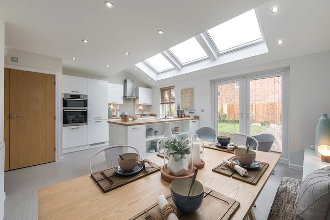 Thumbnail 3 bed detached house for sale in Polletts Avenue, Brinnington