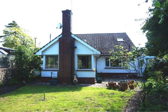 Thumbnail Semi-detached bungalow for sale in High Street, Caerleon, Newport