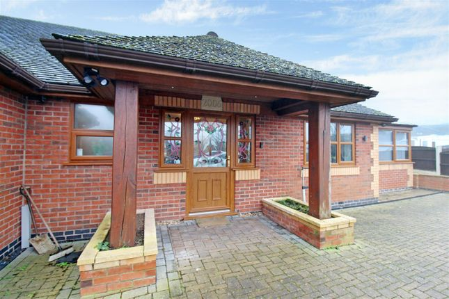 4 bed detached bungalow for sale in Melrose Avenue, Sneyd Green, Stoke-On-Trent ST1