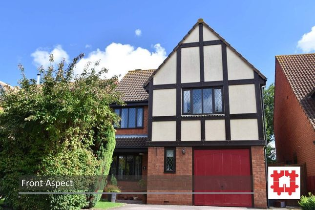 Thumbnail Detached house for sale in Waters End, Stotfold, Herts