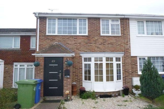 Thumbnail Terraced house for sale in Emerald View, Warden, Sheerness