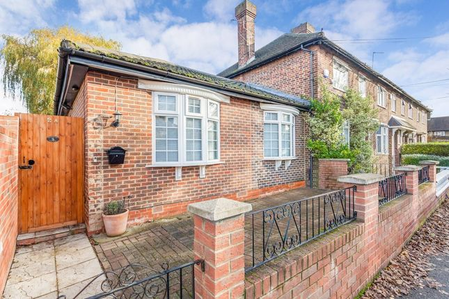 2 bed bungalow for sale in Monoux Grove, London E17