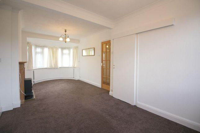Thumbnail Terraced house to rent in Braintree Road, Ruislip Manor, Ruislip