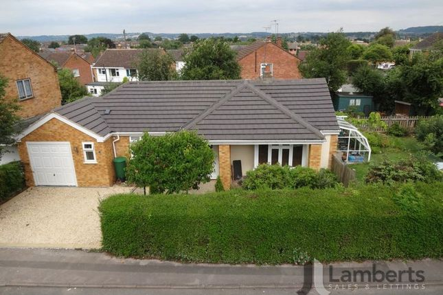 Thumbnail Bungalow for sale in Knottesford Close, Studley