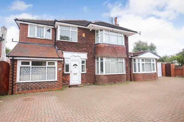 Thumbnail Detached house for sale in Wilmslow Road, Heald Green, Cheadle, Cheshire