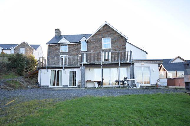 Thumbnail Property to rent in Bryncarnedd Farm House, Clarach Road, Aberystwyth