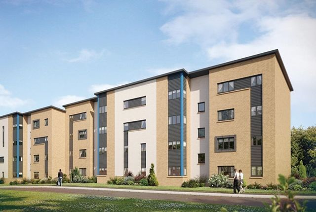 Thumbnail Flat for sale in Old Redding Road, Laurieston, Falkirk
