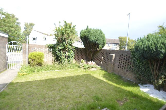 Rear Garden of Dragon Road, Winterbourne, Bristol, Gloucestershire BS36