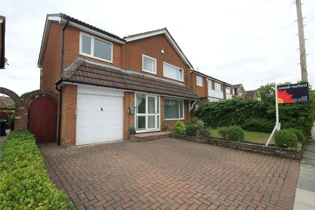 Thumbnail Detached house to rent in Whalley Drive, Bury, Greater Manchester