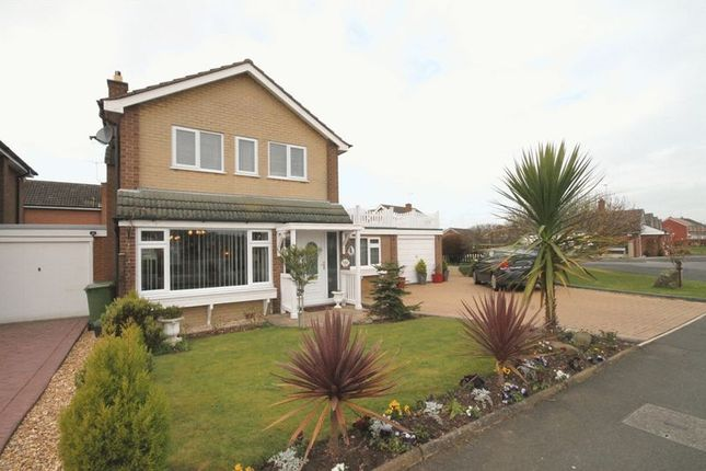Thumbnail Detached house for sale in Farcroft Drive, Market Drayton