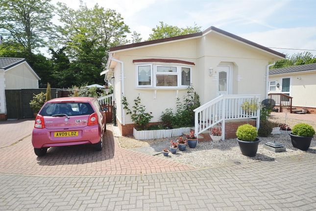 Outside - Front of Flagship Park, Flag Hill, Great Bentley CO7