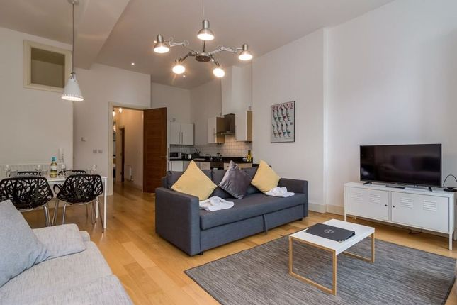 Thumbnail Flat to rent in Donegall Street, Belfast