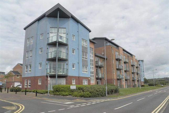 Thumbnail Flat for sale in Cwrt Westfa, Pentre Doc Y Gogledd, Llanelli