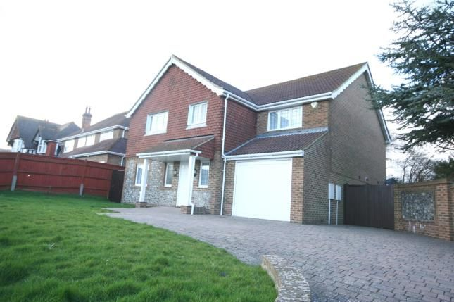 Thumbnail Detached house for sale in Park Lane, Eastbourne, East Sussex