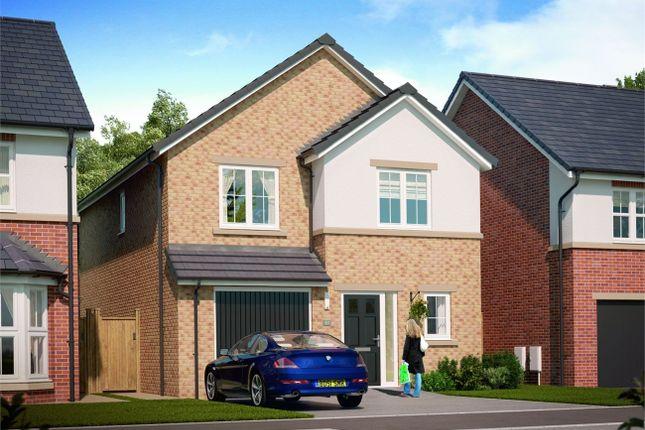Thumbnail Detached house for sale in Rufford Oaks, Ollerton, Newark, Nottinghamshire
