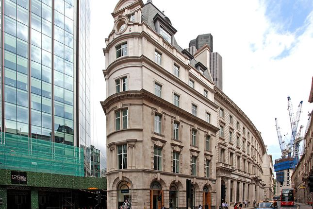 Thumbnail Retail premises to let in Old Broad Street, London EC2N, London,