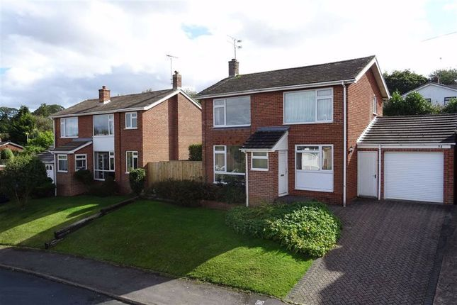 Thumbnail Detached house for sale in Shepherds Mount, Compton, Berkshire