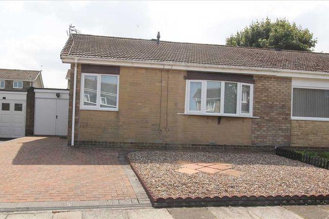 2 bed bungalow for sale in Cateran Way, Collingwood Grange, Cramlington NE23