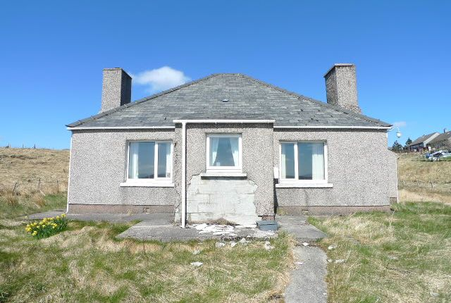 Thumbnail Detached bungalow for sale in 14 Leurbost, Loch, Isle Of Lewis