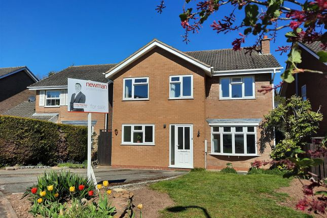 Thumbnail Detached house for sale in Home Close, Bubbenhall, Coventry