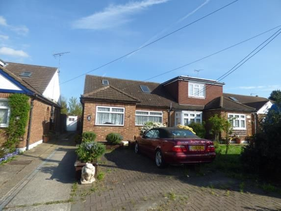 Thumbnail Bungalow for sale in Thundersley, Essex, Uk