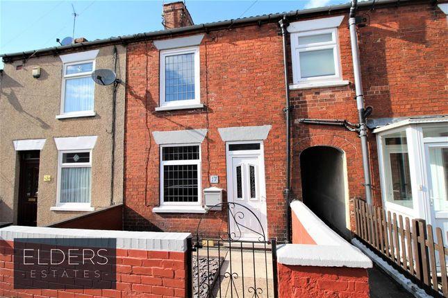 2 bed terraced house for sale in Wood Street, Ripley DE5