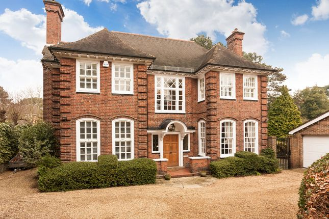 Thumbnail Detached house for sale in Woodlands Road, Bickley, Kent